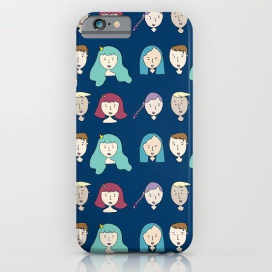 Lifelines phone case