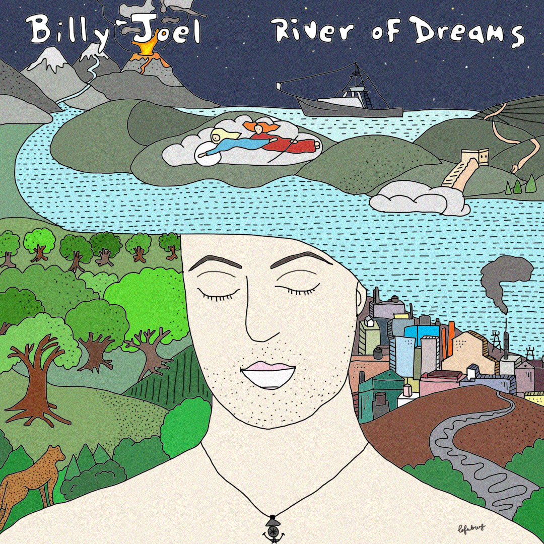 billy joel, river of dreams